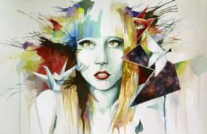 Lady Gaga by titus-studio