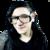 Skrillex Emoticon by DominantMonochrome