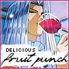 Delcious fruit punch