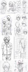 FoT Sketch Dump by Kaiyaru