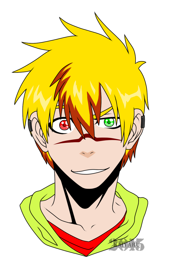 Sei-chan headshot by Kaiyaru