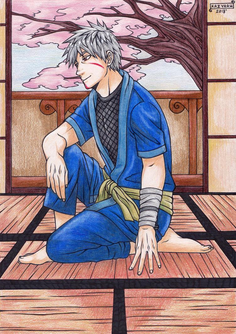 Reposeful by Kaiyaru