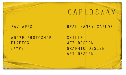 Carlos-Way's Profile Picture