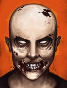 Zombie by Carlos-Way