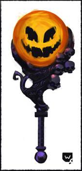 Concept Art | Halloween theme