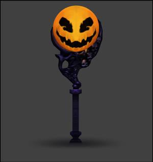 3D model | Halloween Theme