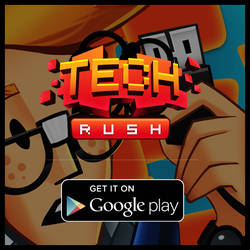 Techrush released on Play Store !