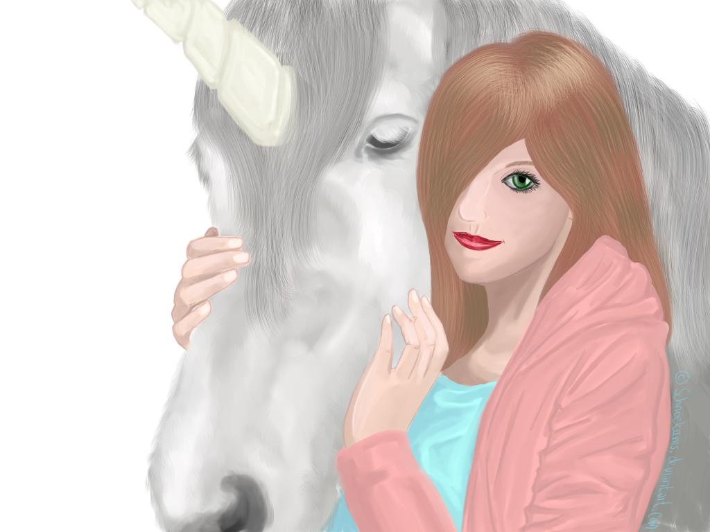 The Magic Unicorn by Nicolaas-G