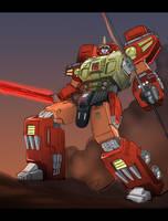 Hansime's Sentinel Prime by beamer