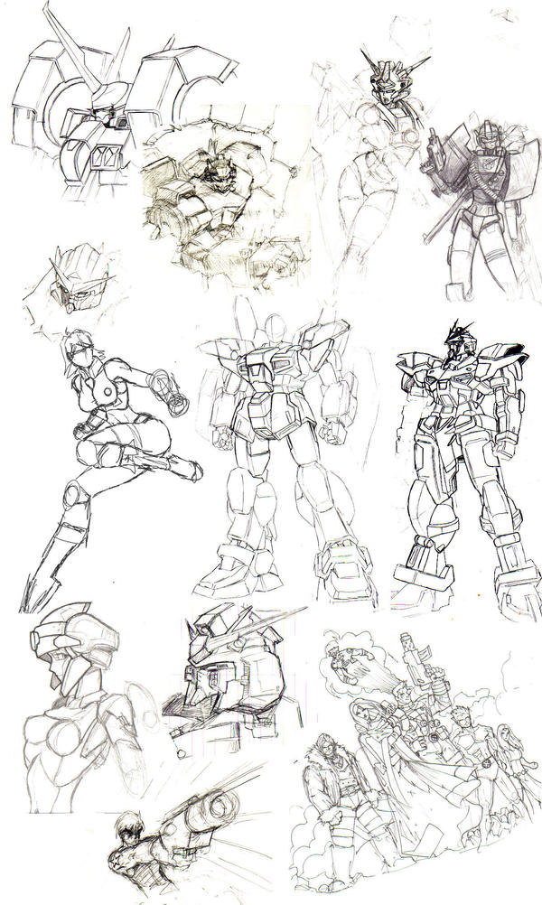 sketch dump 05-09 by beamer