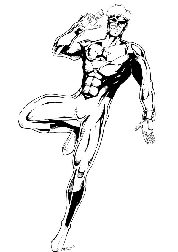 Booster Gold by beamer