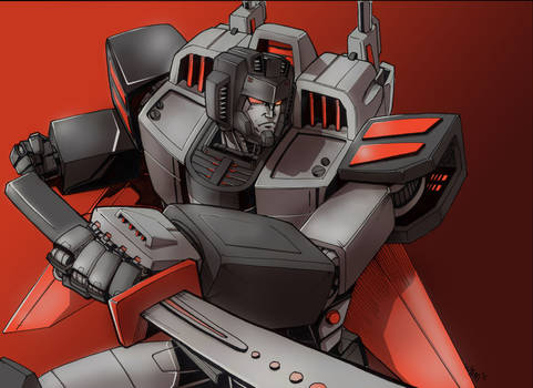 TFOC: Blade's Blade