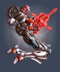 transformers: energon arcee