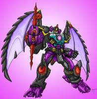 transformers: RID Megatron by beamer