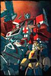 Autobots - colors by dcjosh