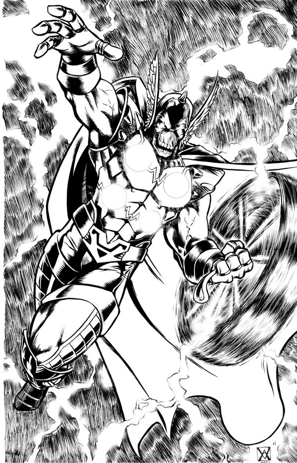 Beta Ray Bill by beamer