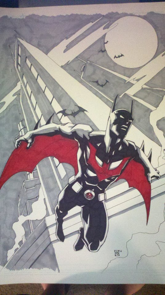 Batman Beyond by beamer