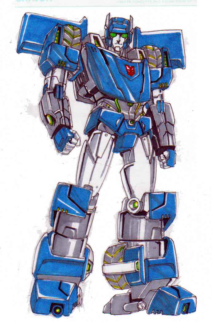 TFOC: Beamer Design Doodle by beamer