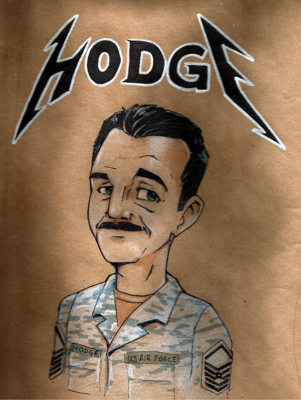 Keep Calm and Hodge On by beamer