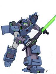 Cybertronian Beamer