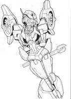 MTMTE Nautica lineart by beamer