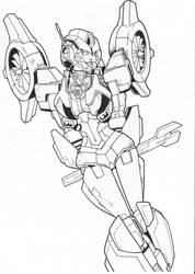 MTMTE Nautica lineart by WillMangin