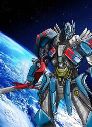 TLK Prime by WillMangin