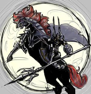 FFXIV: Odin