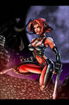 bloodrayne in color