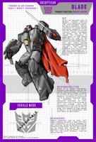 Allspark MTMTE: Blade by beamer