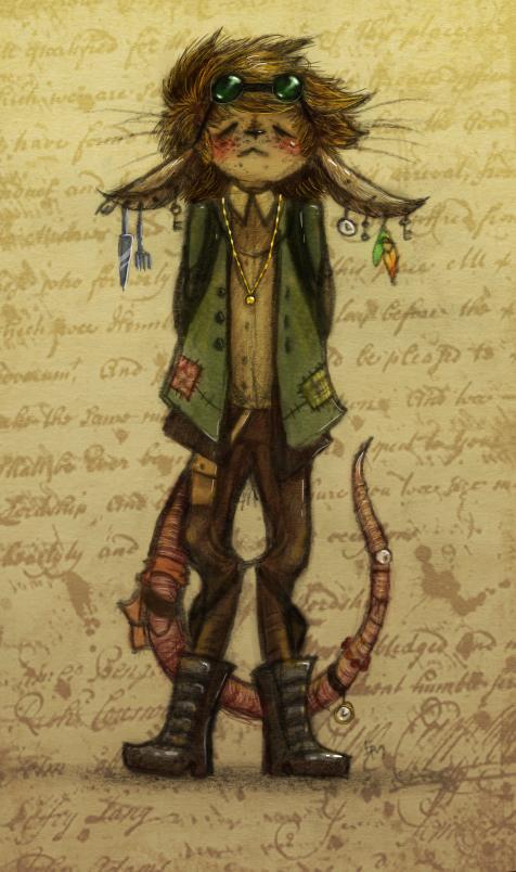 Possum Boy by Theevilchiquite