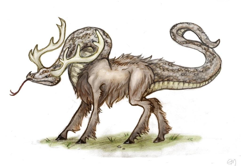 Elk Viper by Theevilchiquite