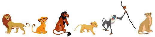 Lion King by holliehood