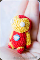 Iron Man Amigurumi by cristell15