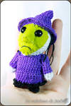 Shock Amigurumi - Nightmare before Christmas