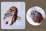 Chewbacca Ring - Star Wars