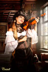 Violinist by cristell15