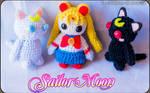 Sailor Moon Amigurumi