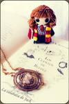 Hermione Granger Amigurumi