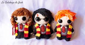 Harry Potter Amigurumi
