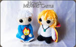 Howl's moving castle Amigurumis