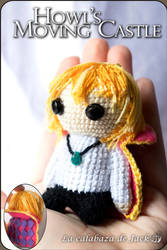 Howl Amigurumi by cristell15