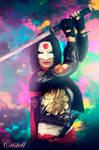 Katana- Suicide Squad