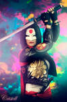 Katana- Suicide Squad by cristell15