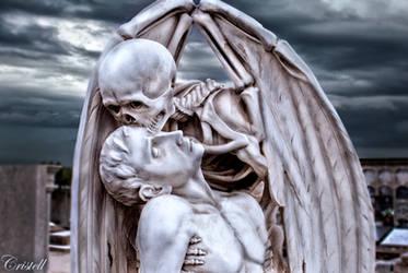El beso de la muerte by cristell15