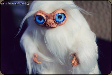 Demiguise poseable doll (Fantastic Beasts)