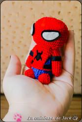 Spiderman Amigurumi by cristell15