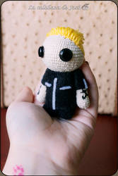 Jace (Shadowhunters) Amigurumi by cristell15