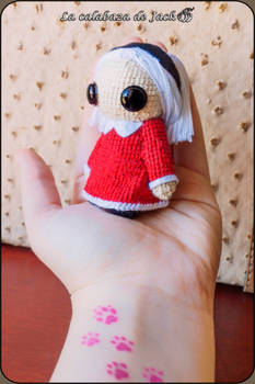 Chilling Adventures of Sabrina Amigurumi