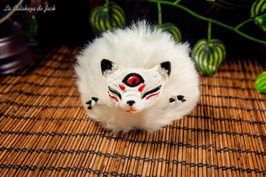 Kitsune by cristell15